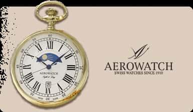 AERO(アエロ)懐中時計