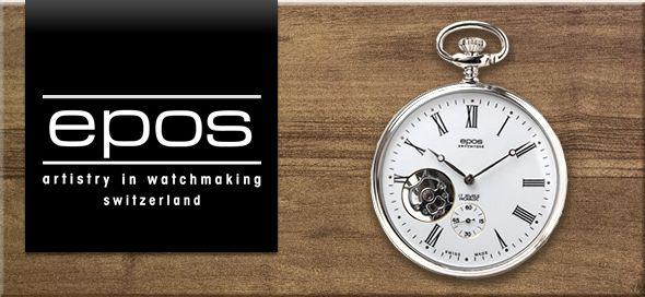 エポス epos 懐中時計