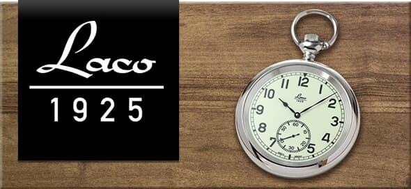 Laco(ラコ)懐中時計はこちら