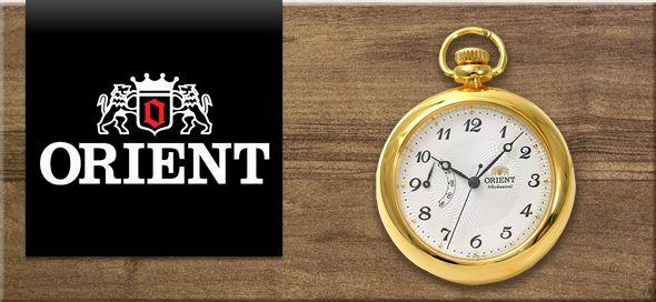 オリエント orient 懐中時計