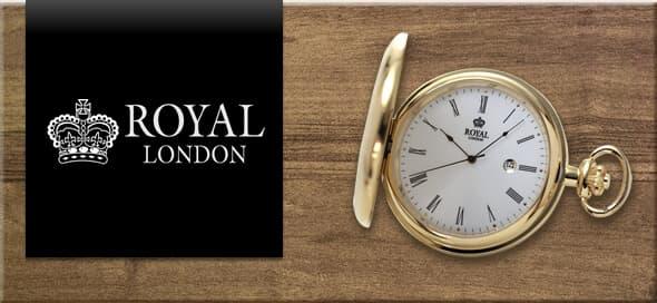 ROYAL LONDON(ロイヤルロンドン)懐中時計はこちら