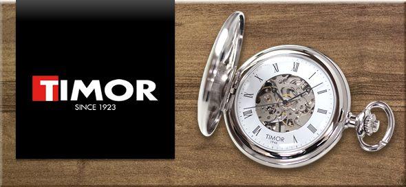 ティモール timor 懐中時計