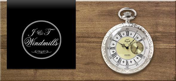 ウィンドミルズ懐中時計はこちら