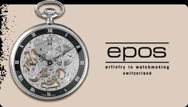 EPOS(エポス)懐中時計