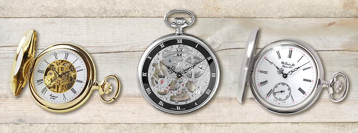 趣向性の高い懐中時計