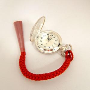 エアロ懐中時計