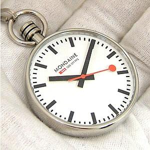 モンディーンか鉄道時計