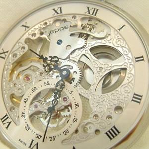 オレオール 懐中時計