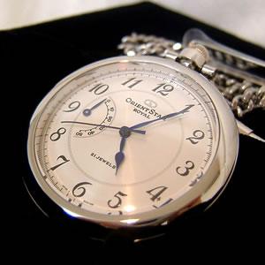 パワーリザーブ 懐中時計