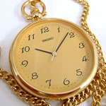 セイコー懐中時計