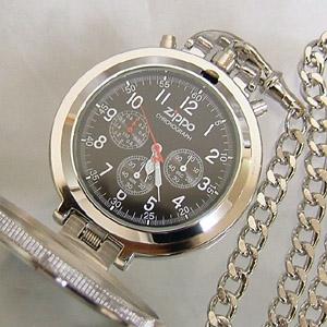zippo懐中時計
