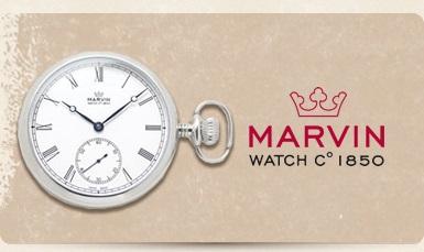 MARVIN(マーヴィン)懐中時計