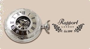 RAPPORT(ラポート)懐中時計