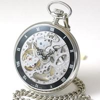 オープンフェイス 懐中時計